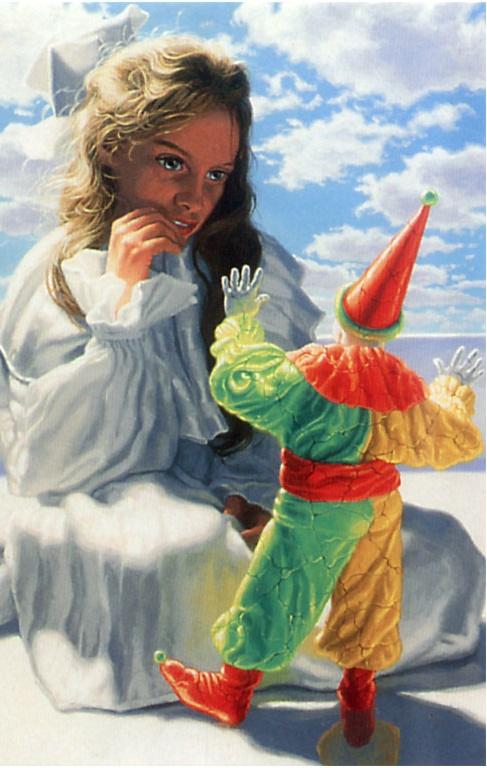 Грег Хильдебрандт. Клоун