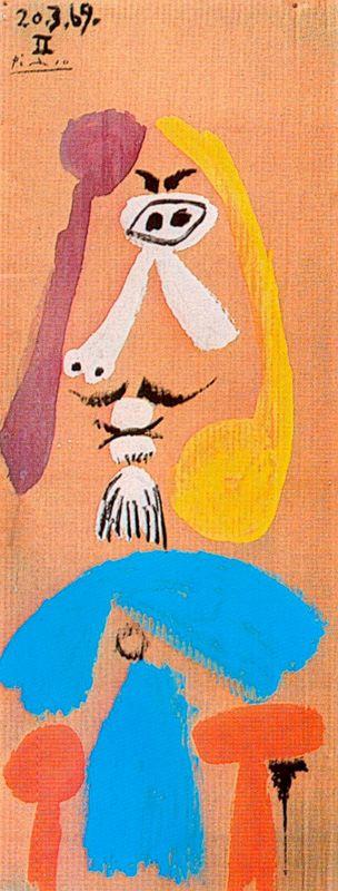 Пабло Пикассо. Сюжет 50