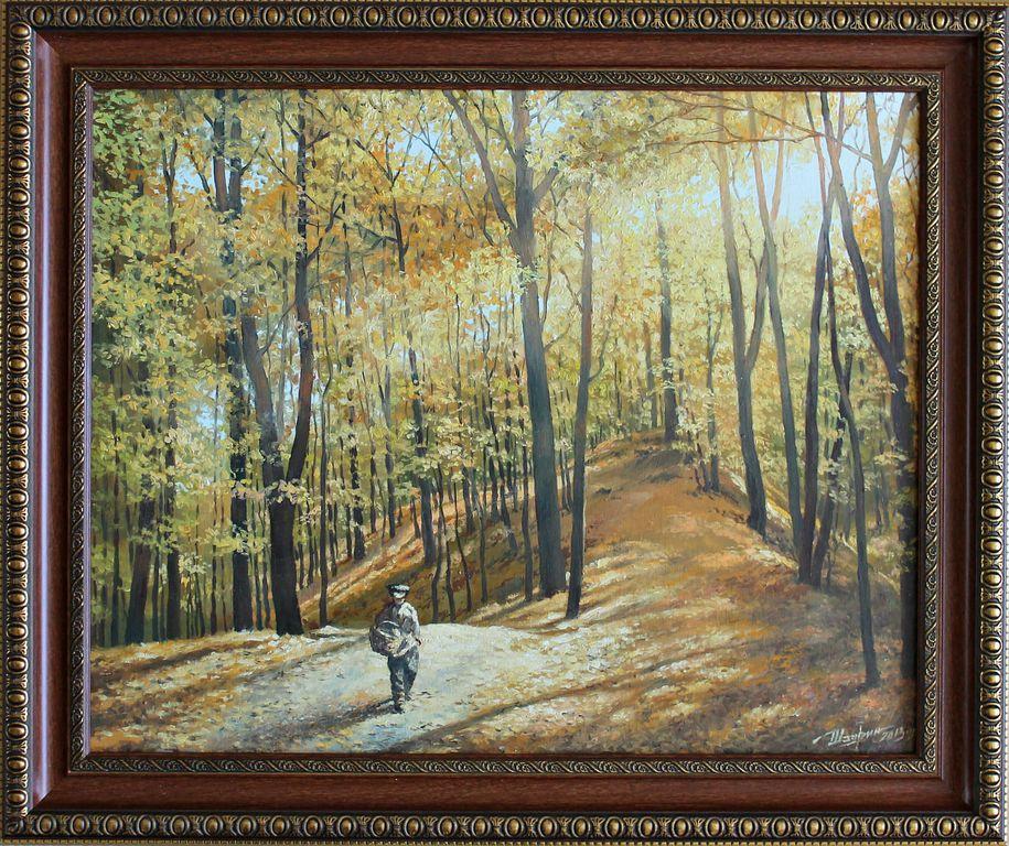 Ivan Shadrin. Velvet autumn