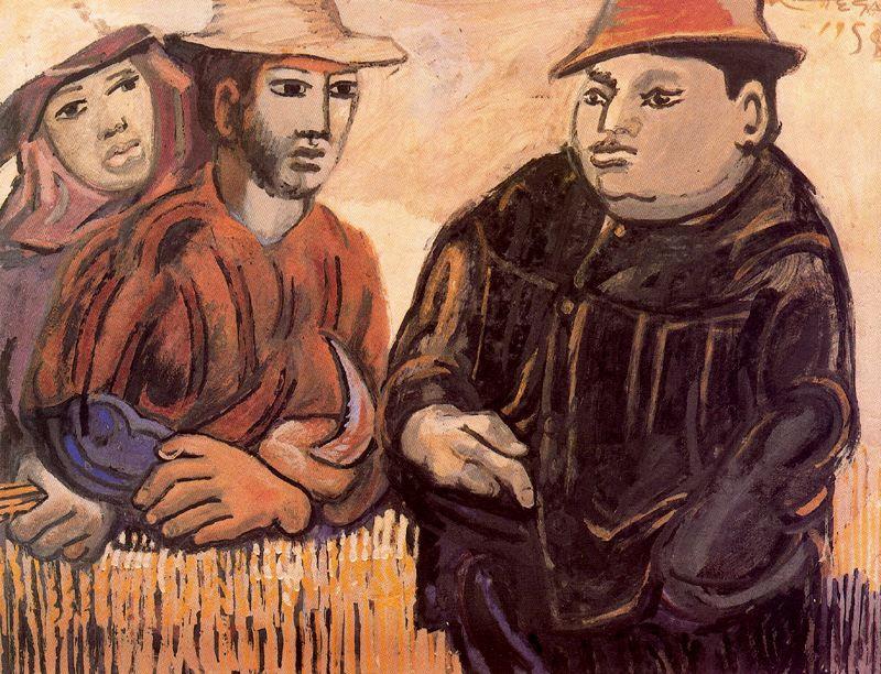 Хосе Ортега. Сюжет 4