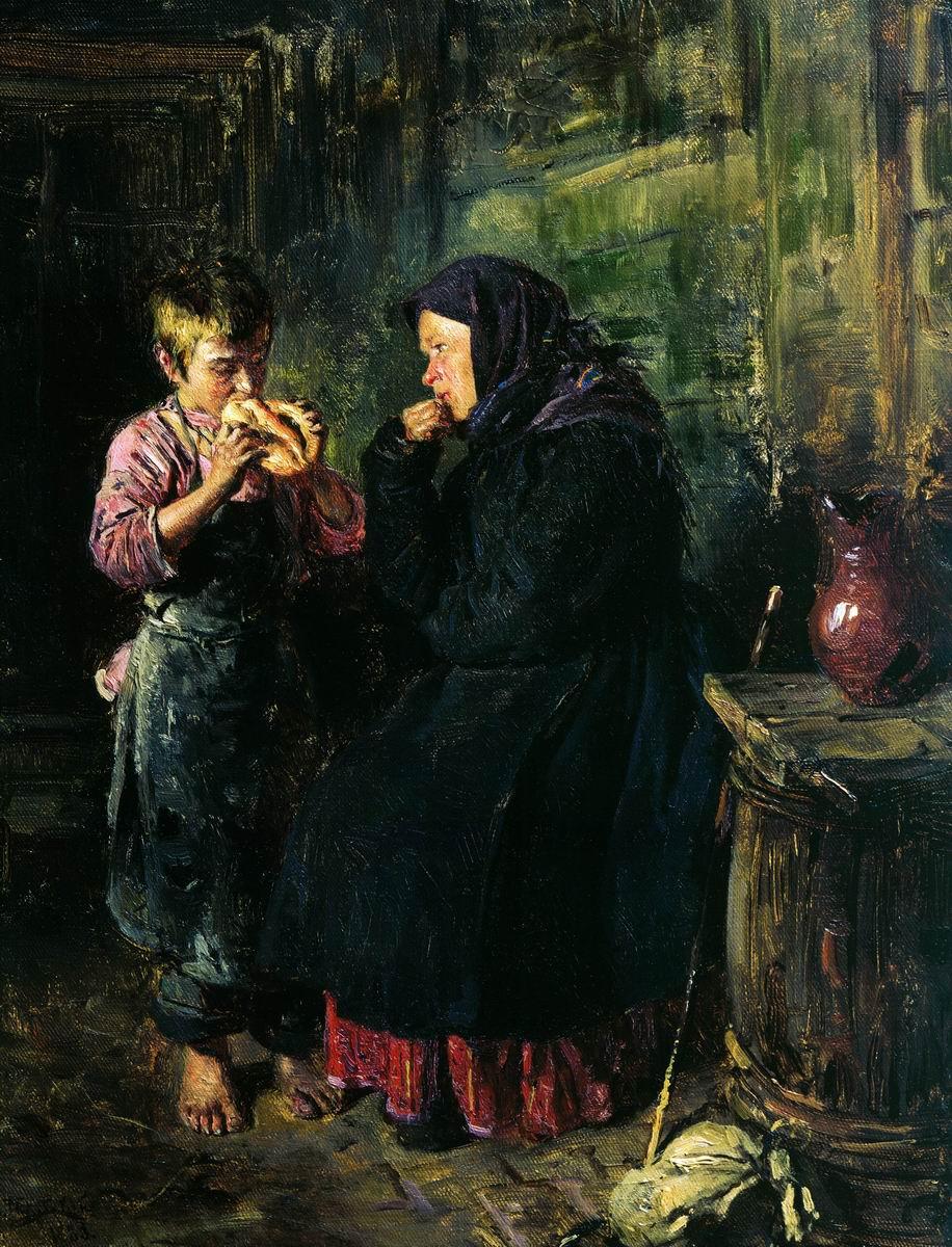 Vladimir Egorovich Makovsky. Date