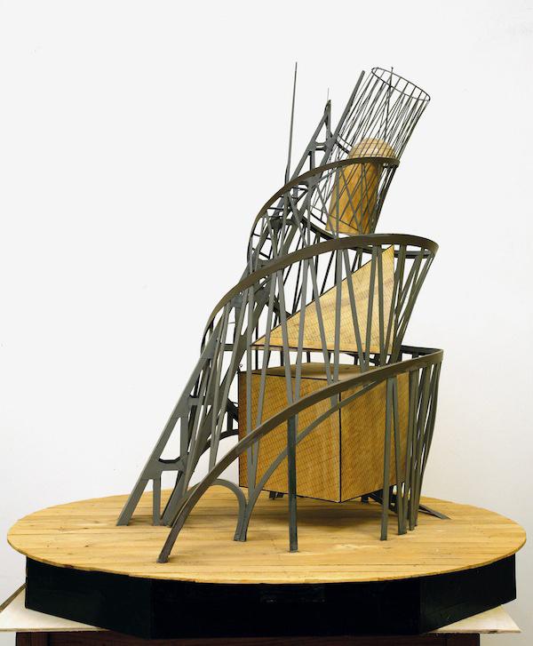 Vladimir Evgrafovich Tatlin. Tower III international. Model.