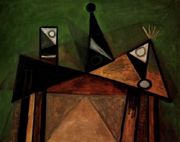 Пабло Пикассо. Натюрморт 3