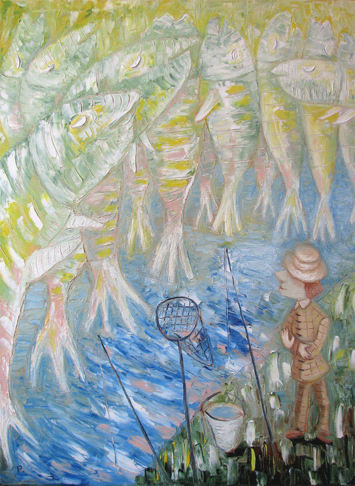Svyatoslav Ryabkin. Fisherman's Dream Fisherman's Dream