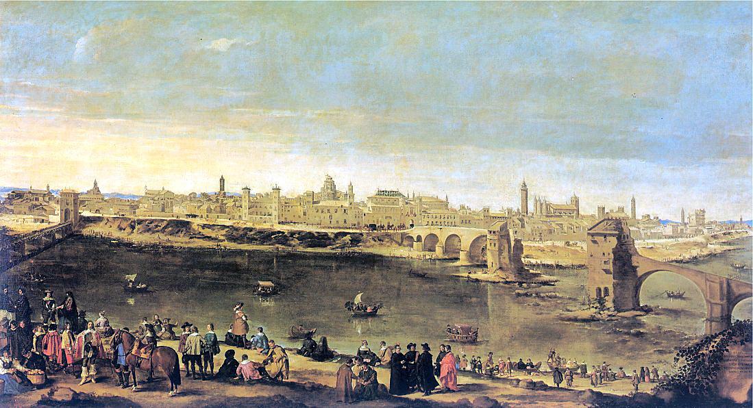 Хуан Батиста Мартинес дель Масо. Мост