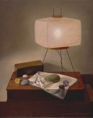 Линда Манн. Лампы с камнями