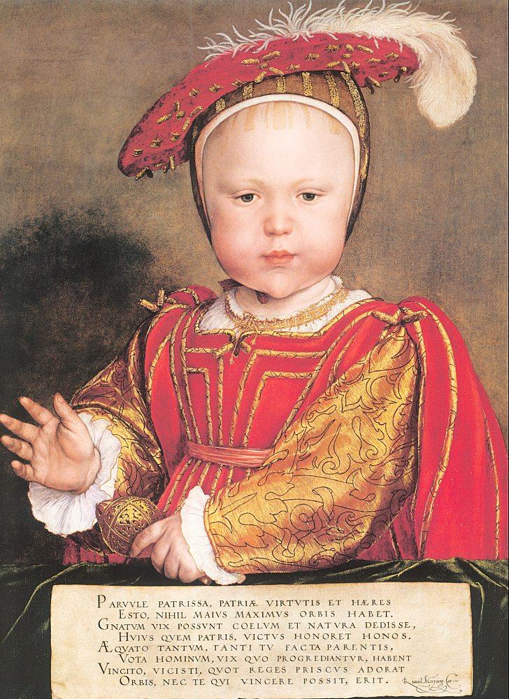 Ганс Гольбейн. Портрет ребенка