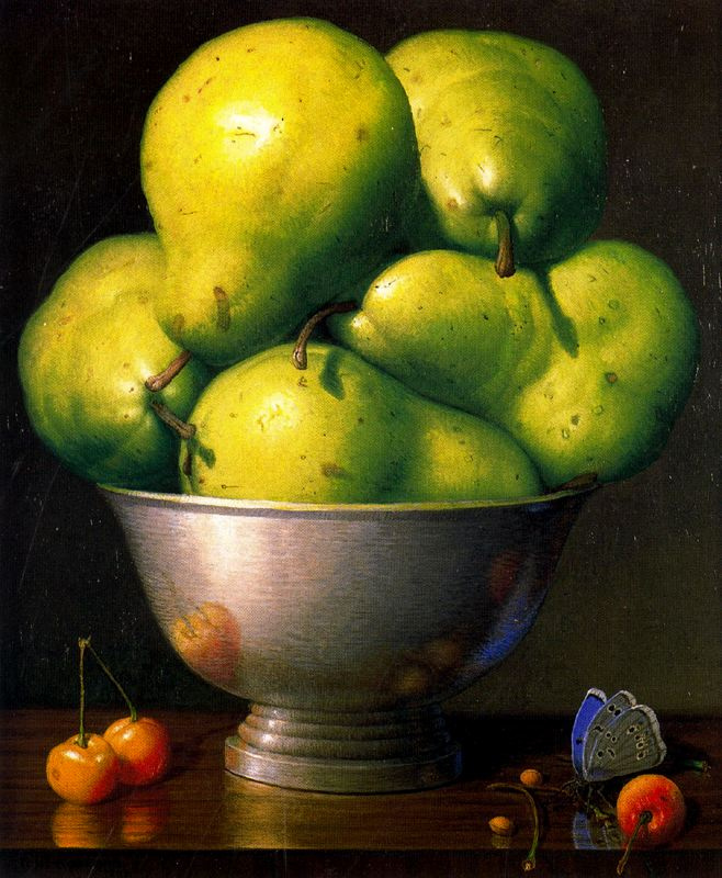 Стоун Робертс. Зеленые груши