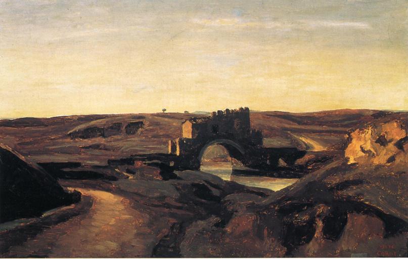 Камиль Коро. Мост