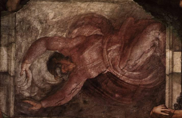 Микеланджело Буонарроти. Свет и тьма