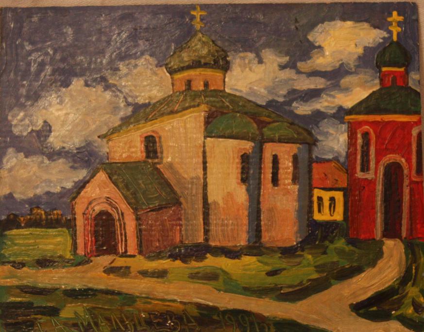 Galina Viktorovna Maltseva. Unknown