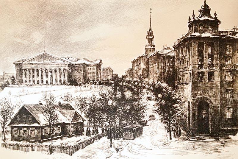 Semyon Petrovich Gerus. Дом-музей I съезда PCДРП