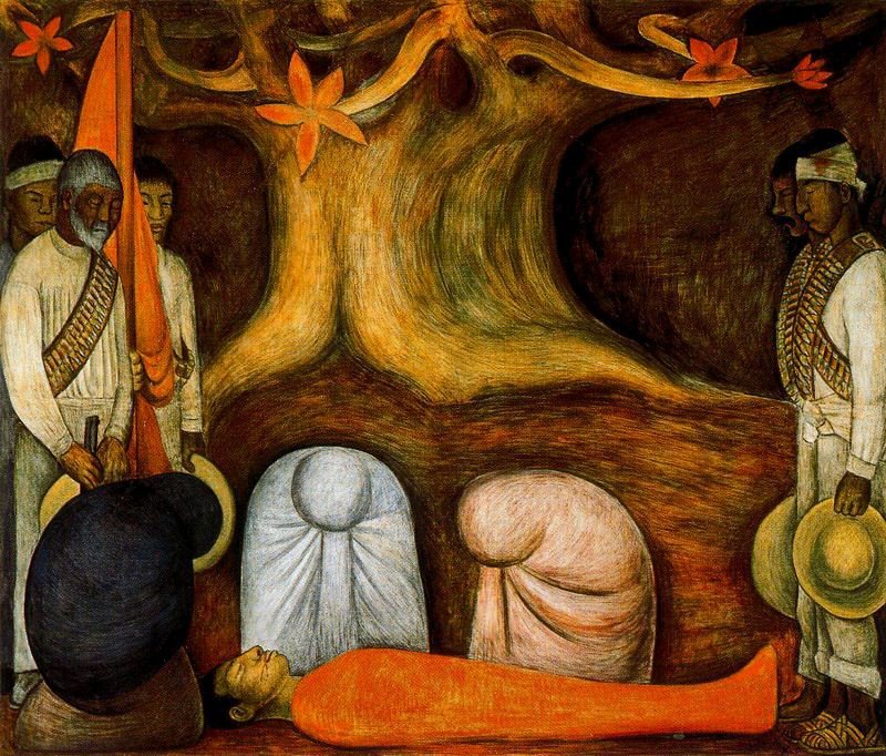 the life and works of diego rivera Diego rivera museo anahuacalli this museum is a pyramid built from black volcanic rock to house some 50,000 statues and other pre-hispanic artworks collected by rivera several of his sketches for.