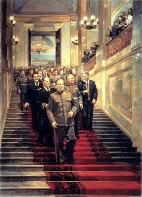 Stalin Portraits. Stalin