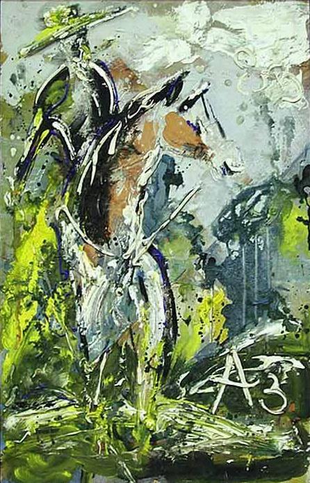 Anatoly Zverev. Name Quixote