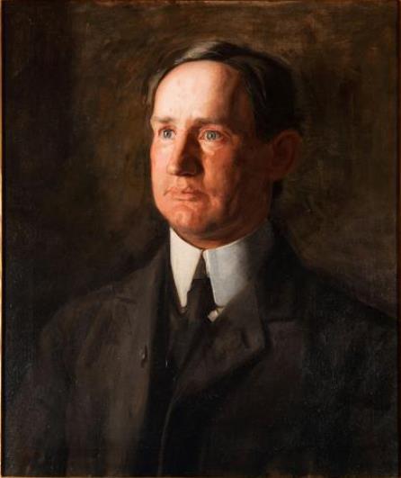 Thomas Eakins. Frank Lindsay Of Greenvolt