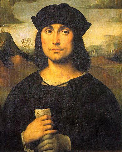 Франциско Франциа. Портрет