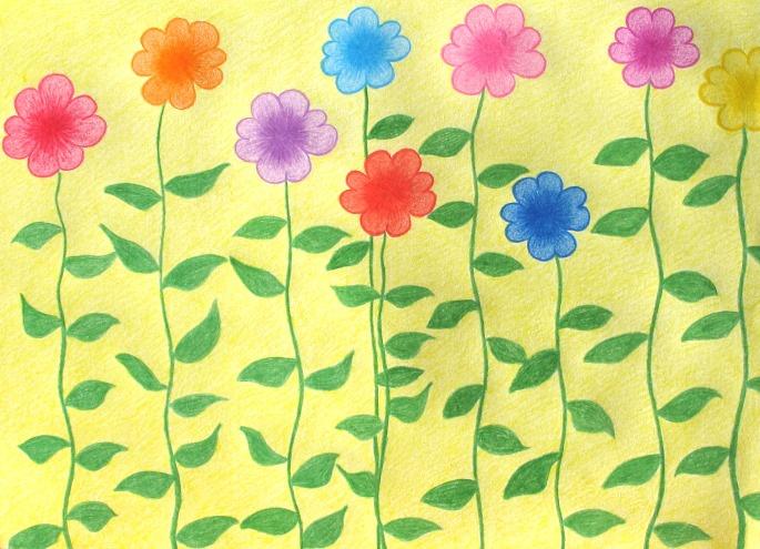 Svetlana Tit. Flowers