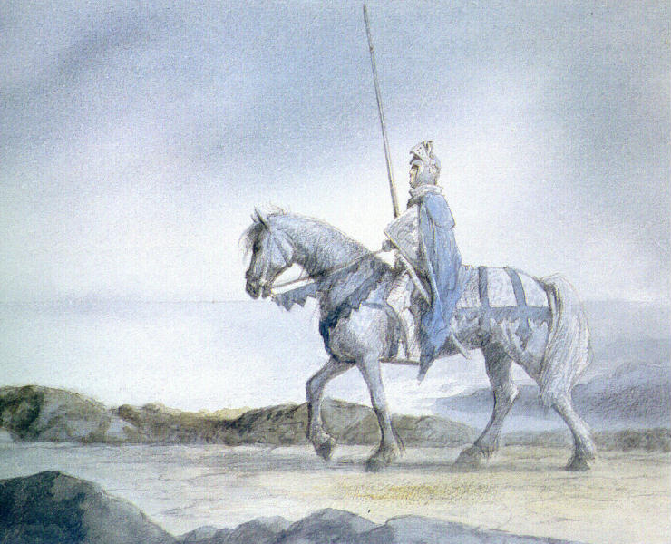 an analysis of the character of sir lancelot du lake Sir lancelot du lake study play  in general, each character in the tale of sir launcelot du lake can be described as being either good or evil.