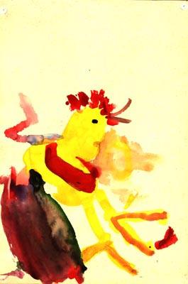 Natalya Garber. Chick