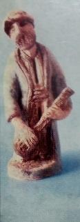 Изабелла Иосифовна Агаян. Фигура, керамика