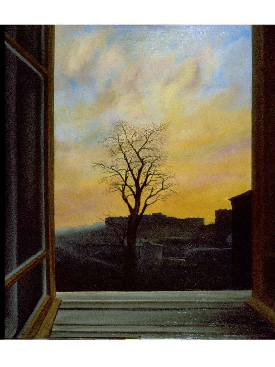 Vladimir Wladimir Obrossov Obrossov. Window 03-10