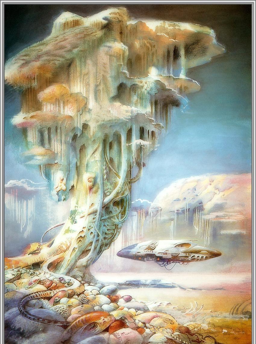 Bruce Pennington. Mushroom