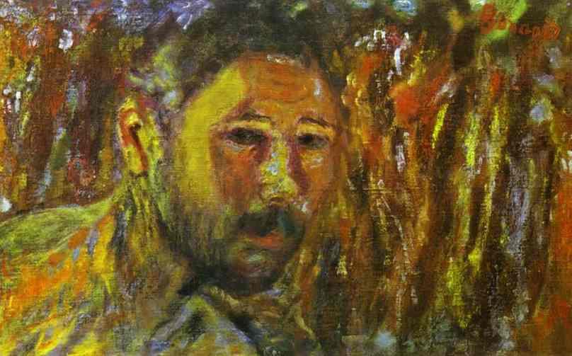 Пьер Боннар. Портрет мужчины