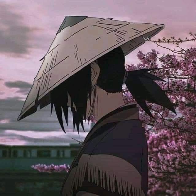 Nadale Niko. Samurai Characters
