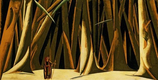 Vladimir Evgrafovich Tatlin. Forest