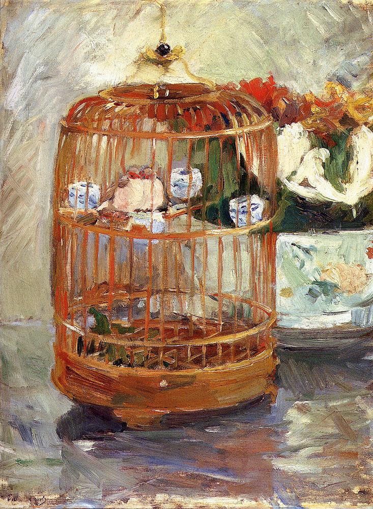Berthe Morisot. Cell