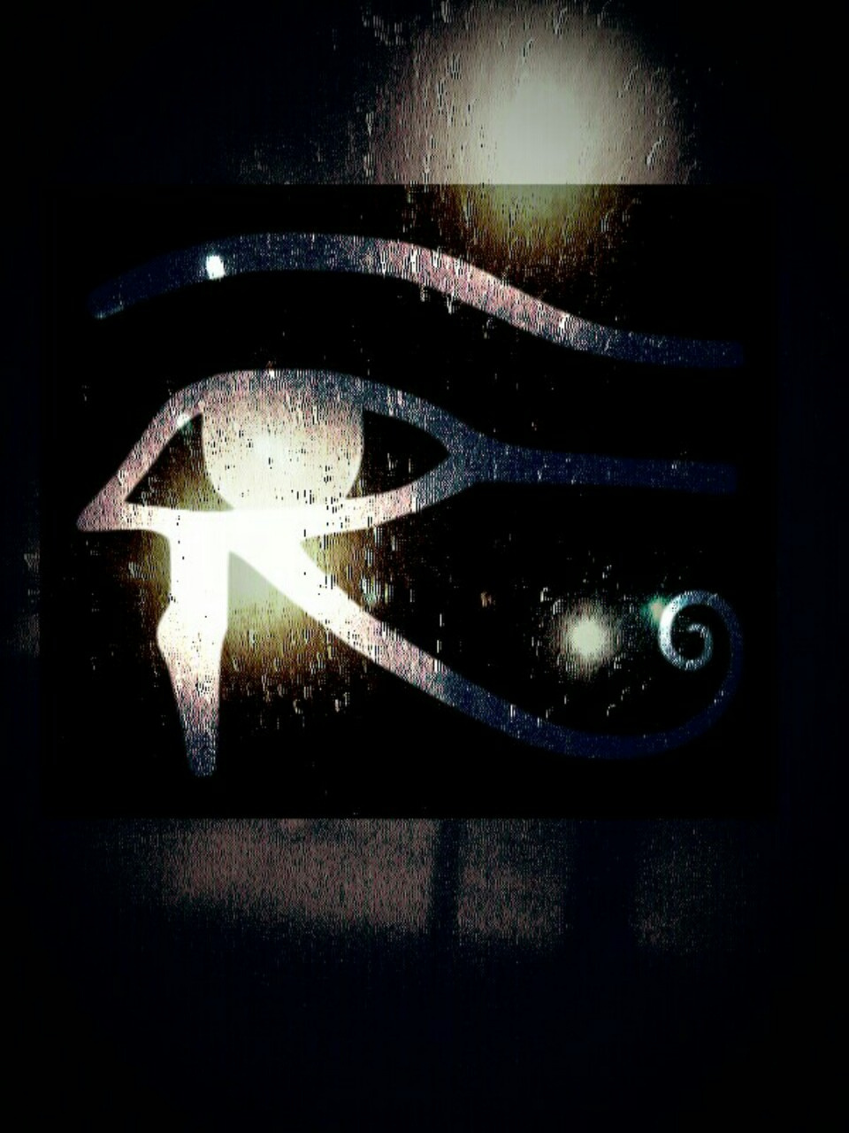 Diana-Karolina Ingo. Eye of Horus