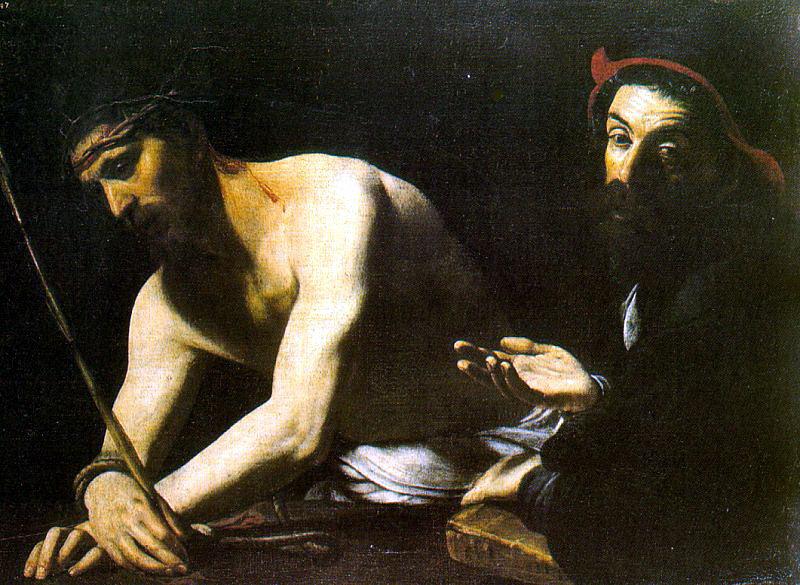 Джованни Баттиста Караччоло. Иисус