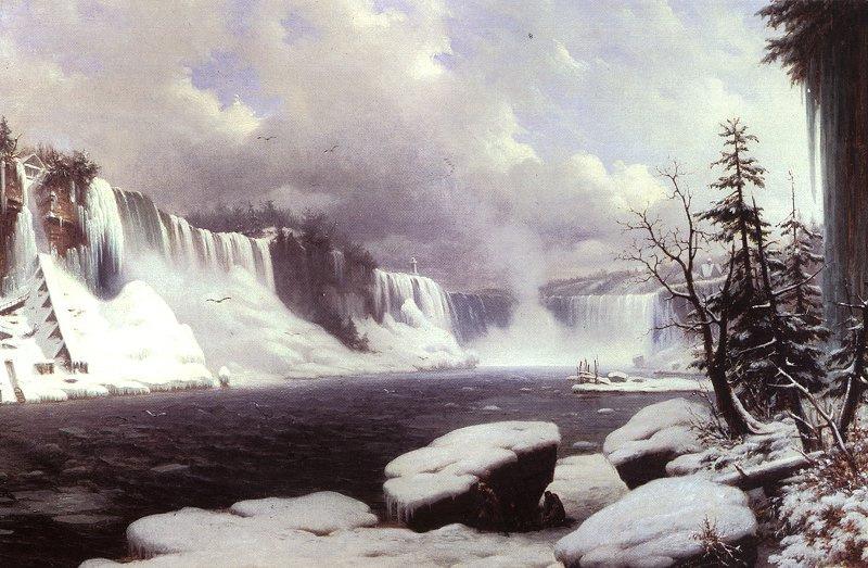 Хупполут Валентин Виктор Себрон. Зима
