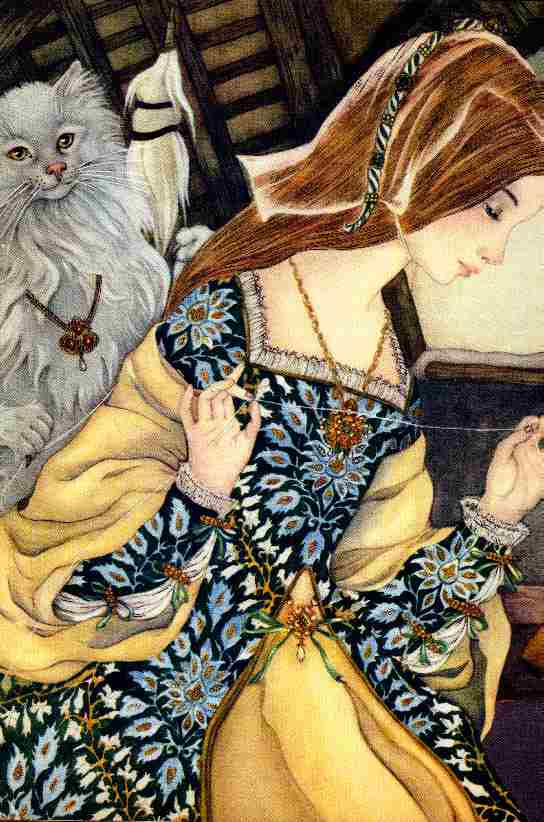 Адриенн Сегур. Принцесса-кошка 03