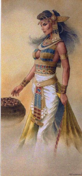 Джонатан Граф Боузер. Богиня