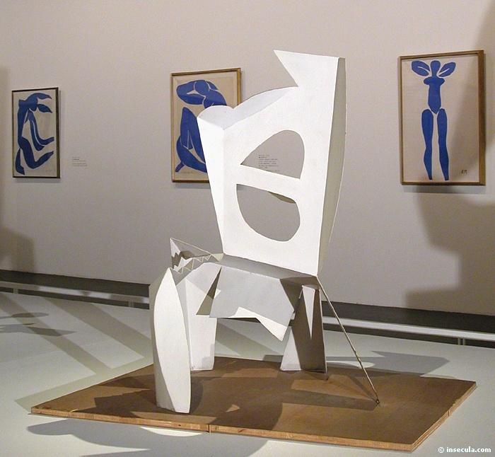 Пабло Пикассо. Шезлонг