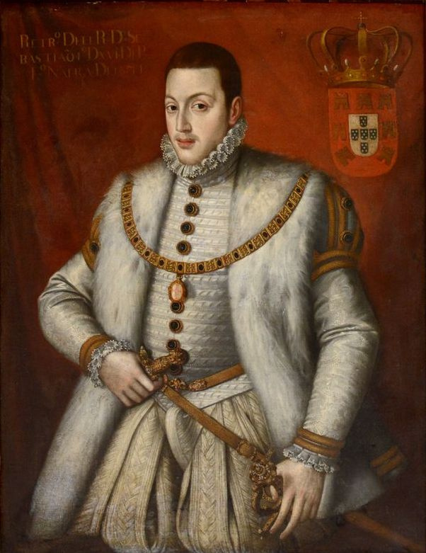 Sofonisba Anguissola. Portrait of Infanta Carlos, son of Philip II of Spain and Mary of Portugal
