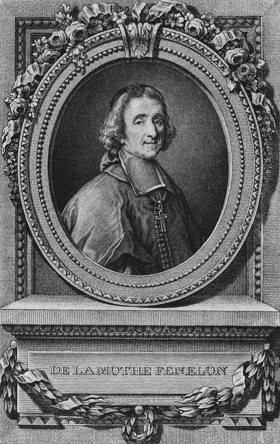 Этьен Фике. Портрет Франсуа де Салиньяка де ла Мот Фенелона