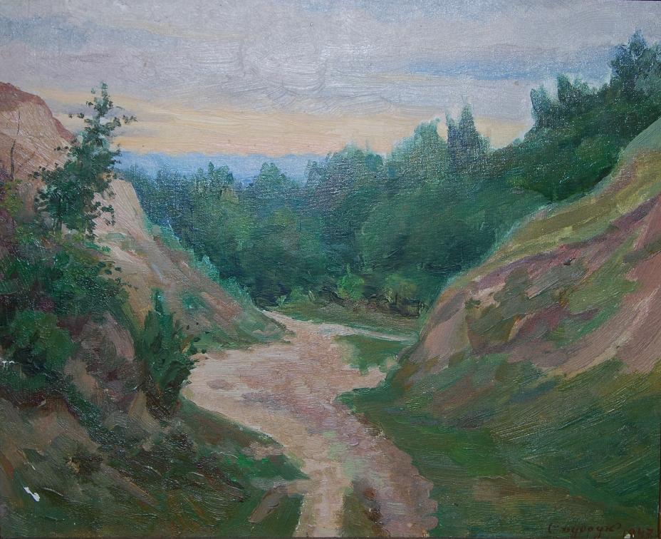 Vladimir Fedorovich Sidoruk. Untitled