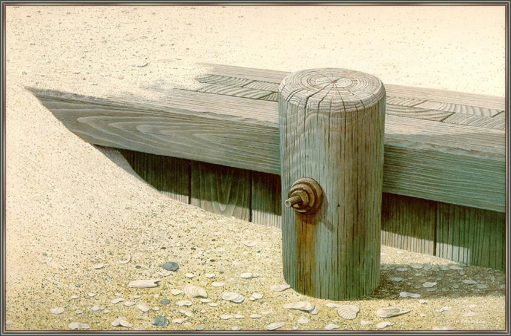 Кервуд Харрисон. Песок