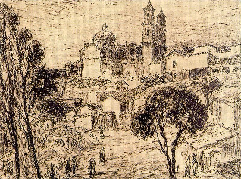 Артуро Соуто. Церковь