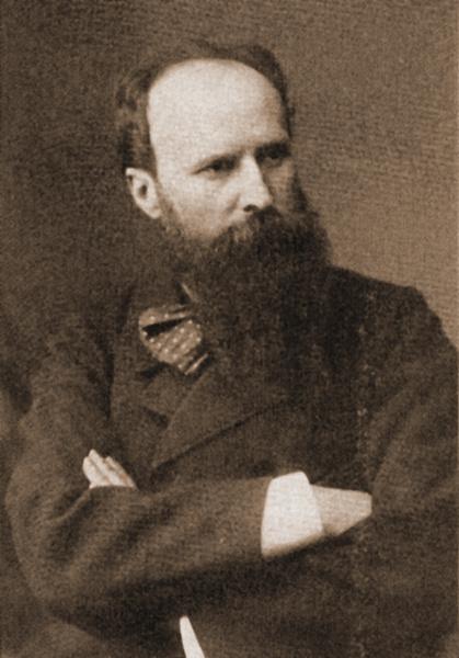 Алексей Петрович Боголюбов. Фотографический портрет Верещагина