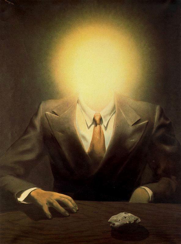 René Magritte. Principles of pleasure