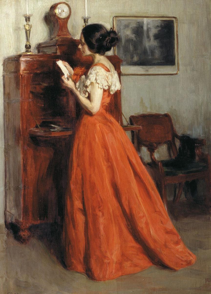 Osip Emmanuilovich (Joseph) Braz. Memories. 1901