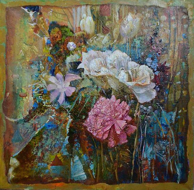 Sergey Nikolayevich Lukyanov. Flowers Improvisation