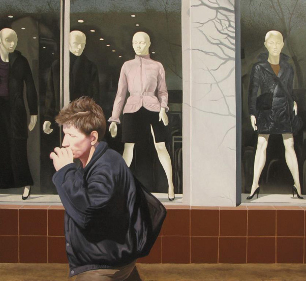 Vyacheslav Sikes. Mannequins