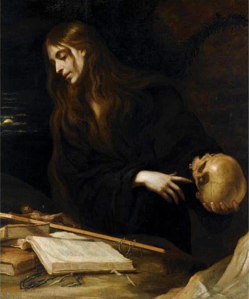 Mateo Cereso. The Penitent Magdalene