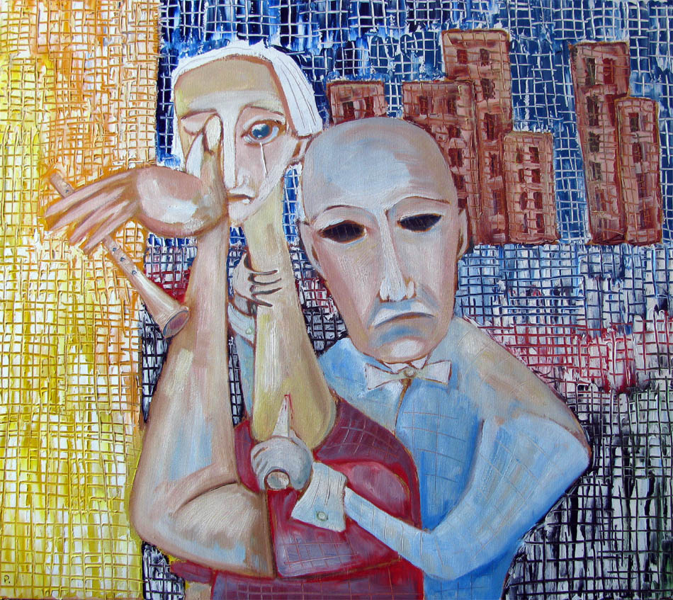 Svyatoslav Ryabkin. Abel and Cain Abel and Cain