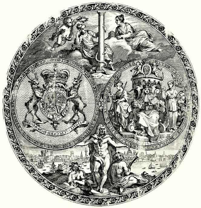 Уильям Хогарт. Большая печать Англии